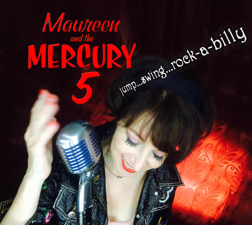 Maureen and the Mercury 5