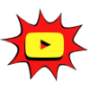 social-media-youtube-comic-book-icon